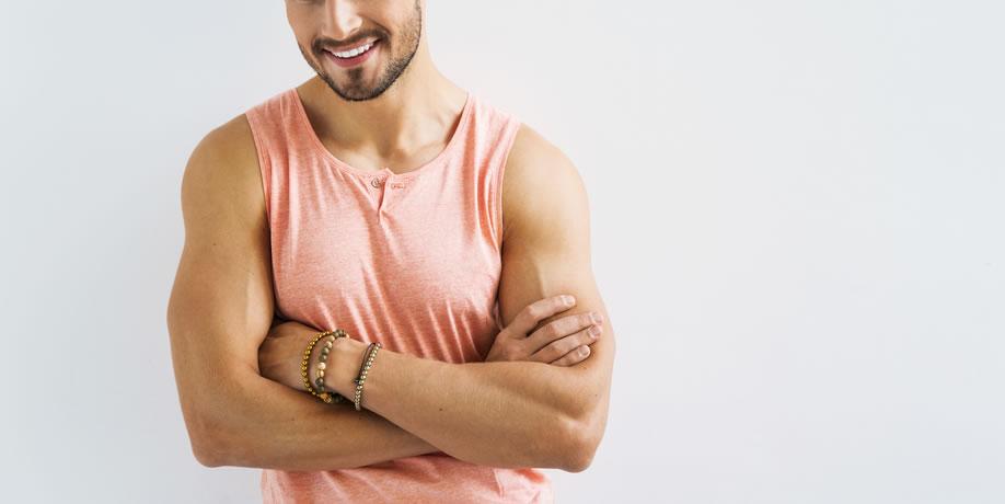 金剛筋HMBで筋肉が増えた!男性の口コミ・評価
