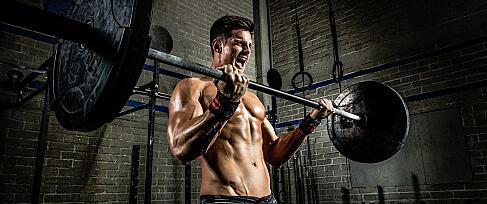 筋トレを適切な頻度でする事で筋肉増強効果が上がる