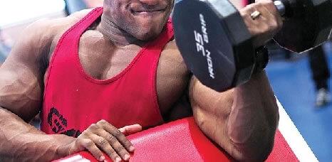 筋トレで筋肉痛と超回復を起こすには追い込み