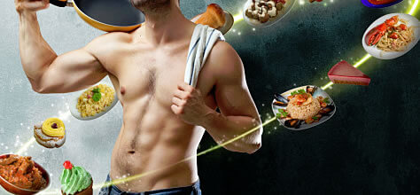 筋肉サプリメントを有効に使う為には食事にも気を配る