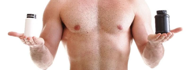 筋肉サプリメントでしか摂取出来ないバルクアップ成分